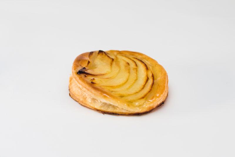 Pastel de manzana elaborado por Pastelería Eceiza de Tolosa